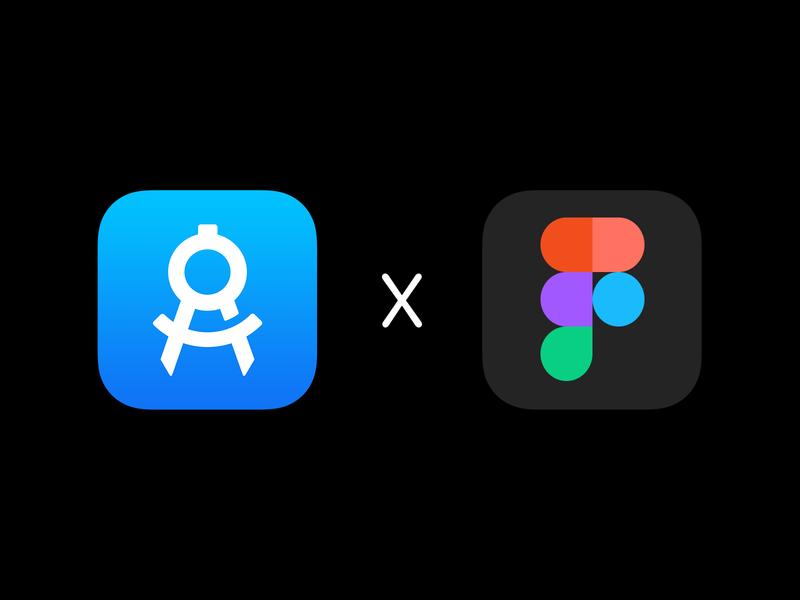 Apply Pixels ✖️ Figma ios app icon icon app ios apply pixels template figma fig