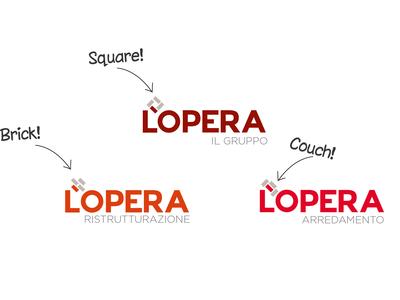 L'Opera logo restyling