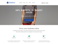 New bluebox site launched