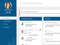 Employee Development Dashboard WIP