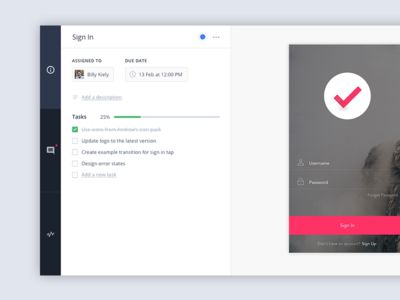 Workflow 2.0: Even better design-driven project management to-do tasks management project prototyping design app workflow invision