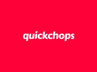 Quickchops Brand Identity