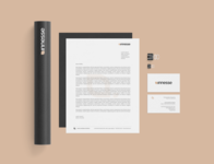 Innesse Stationery Design