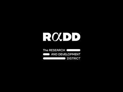 The RaDD Logotype Animation san diego science tag graffiti real estate the radd usa america flag morse code alpha design motion graphics motion animation logo logotype branding