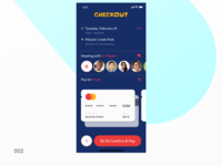 Credit Card Checkout — DailyUI 002