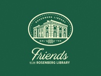 Friends of the Rosenberg Library No.2
