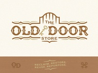 The Old Door Store // r2