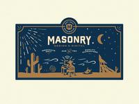 Masonry Mural