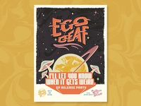 Ego Deaf poster No.2