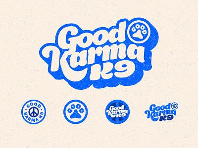 Good Karma K9 groovy karma good training dog ripinpeace