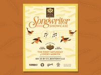 House of Songs - Songwriter Showcase