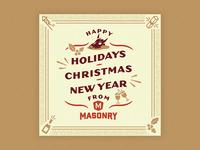 Masonry Holiday