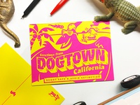 Dogtown, California