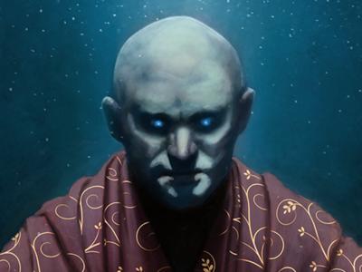The Winter King art digital artist digital art illustration character art fantasy art