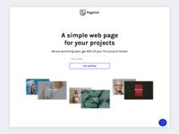 PageCat Landing Page