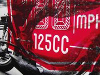 Moto GP detail