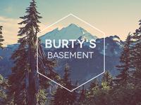 Burty's Basement Artwork