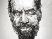 Paul Giamatti - Illustration