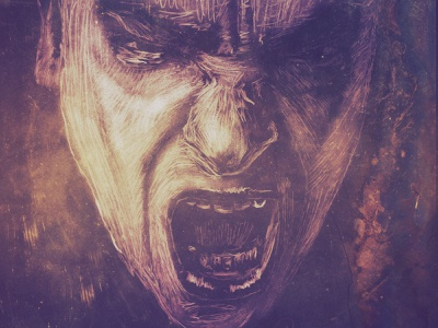 Primal Scream mextures procreate apple pencil portrait illustration ipadproart digital illustrations digitalart applepencil illustration digital illustration