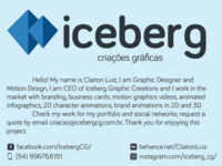 Iceberg Graphic Creation