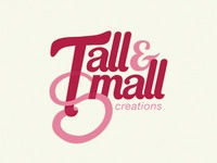 Tall & Small Logo