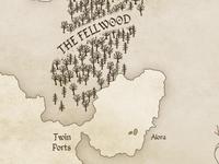 An Unfolding Tale Map