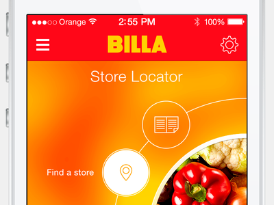 Billa App iOS7 draft