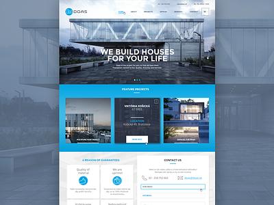 Developers service button landing website dashboard webdesign ui ux