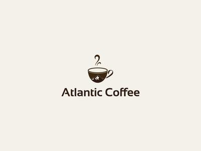 Atlantic Coffee - Logo Design