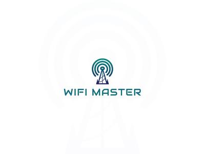 Wifi Master - Logo Design