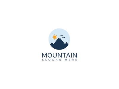 Mountain - Logo Design