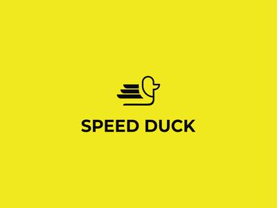 Speed Duck - Logo Design
