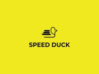 Speed Duck - Logo Design