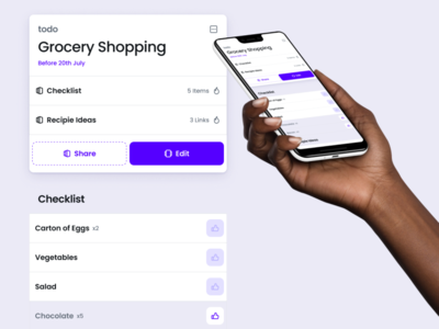 Doit app UI #2