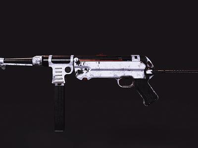 Game Weapon Skins #1 video game battalion ww2 substancepainter substance painting skins weapon gun gaming