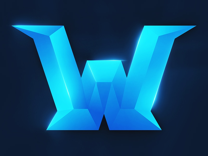 w symbol by ollie taylor dribbble dribbble