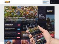 Minecraft Website