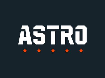 Astro Gaming Logo Concept