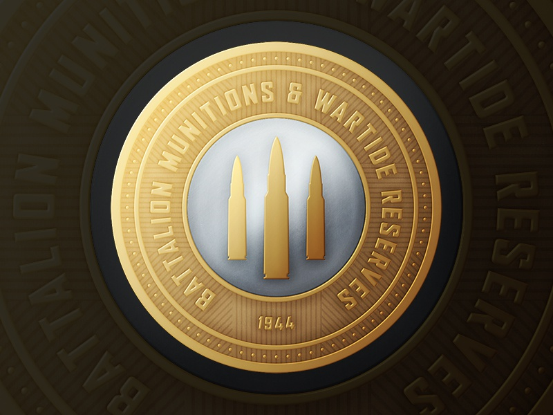 Battalion Wartide Coin progress ww2 wwii token currency battalion esports game coin