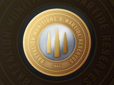 Battalion Wartide Coin progress ww2 wwii token currency battalion esports game coin
