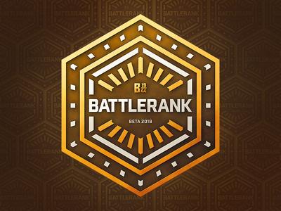 Video Game Emblem / Badge badge chip token video game rank battlerank emblem game esports battalion