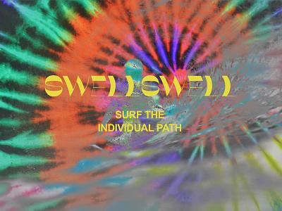 Explorin' streetwear surf color identity typography logo branding design