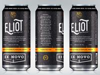 Ex Novo Brewing Co. Eliot IPA