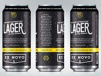 Ex Novo Brewing Co. The Most Interesting Lager in the World!