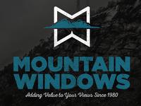 Mountain Windows Logo