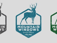 Mountain Windows Badge
