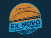 Ex Novo Shirt Graphic 2