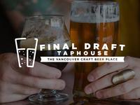 Final Draft Taphouse Logo