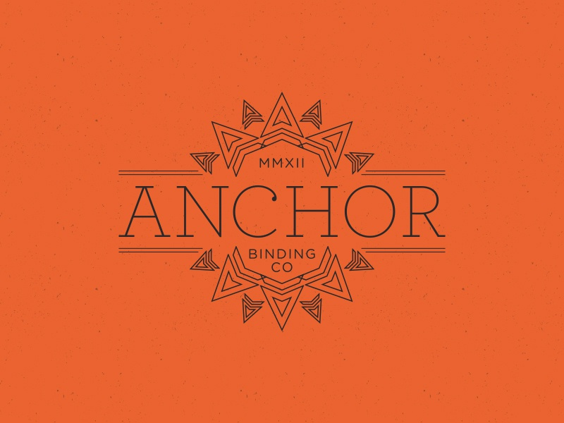 Anchor Bindings Logo for Womens Line snowboarding branding brand logo