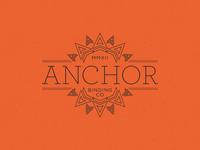 Anchor Bindings Logo for Womens Line